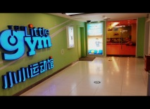 Little Gym (the classes were $50 a session!)